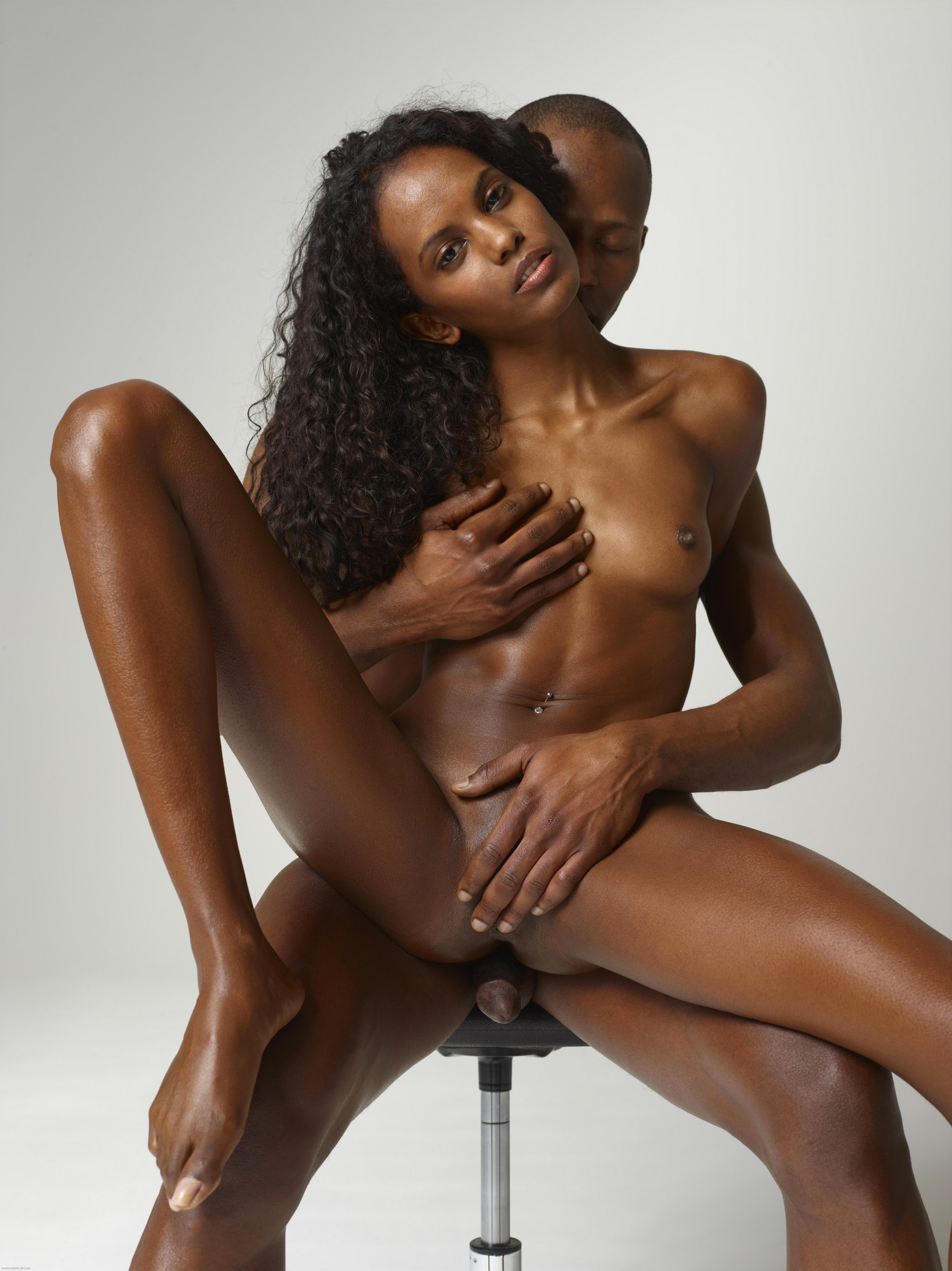 Excited too Famous black girls posing nude apologise