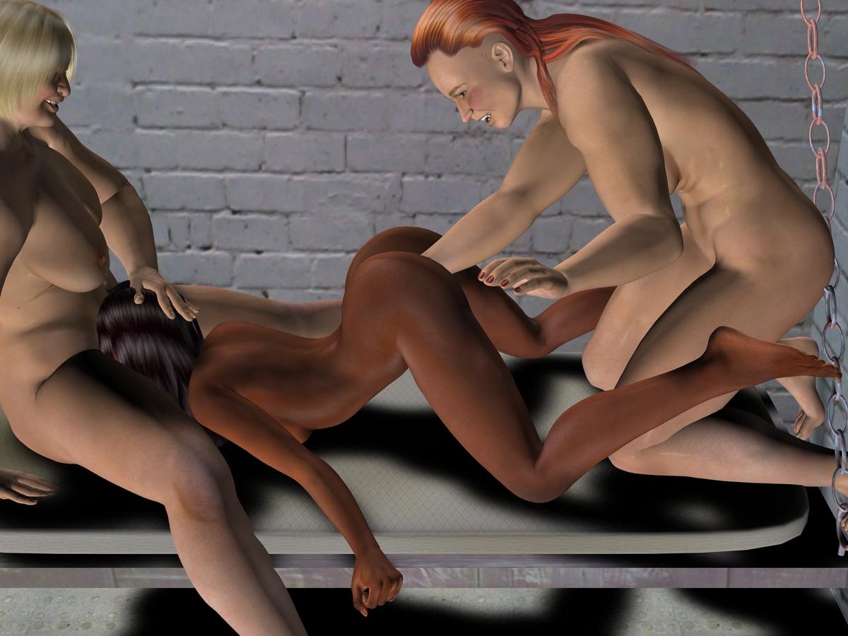 Ужас секс в женской тюрьме 11 фотография