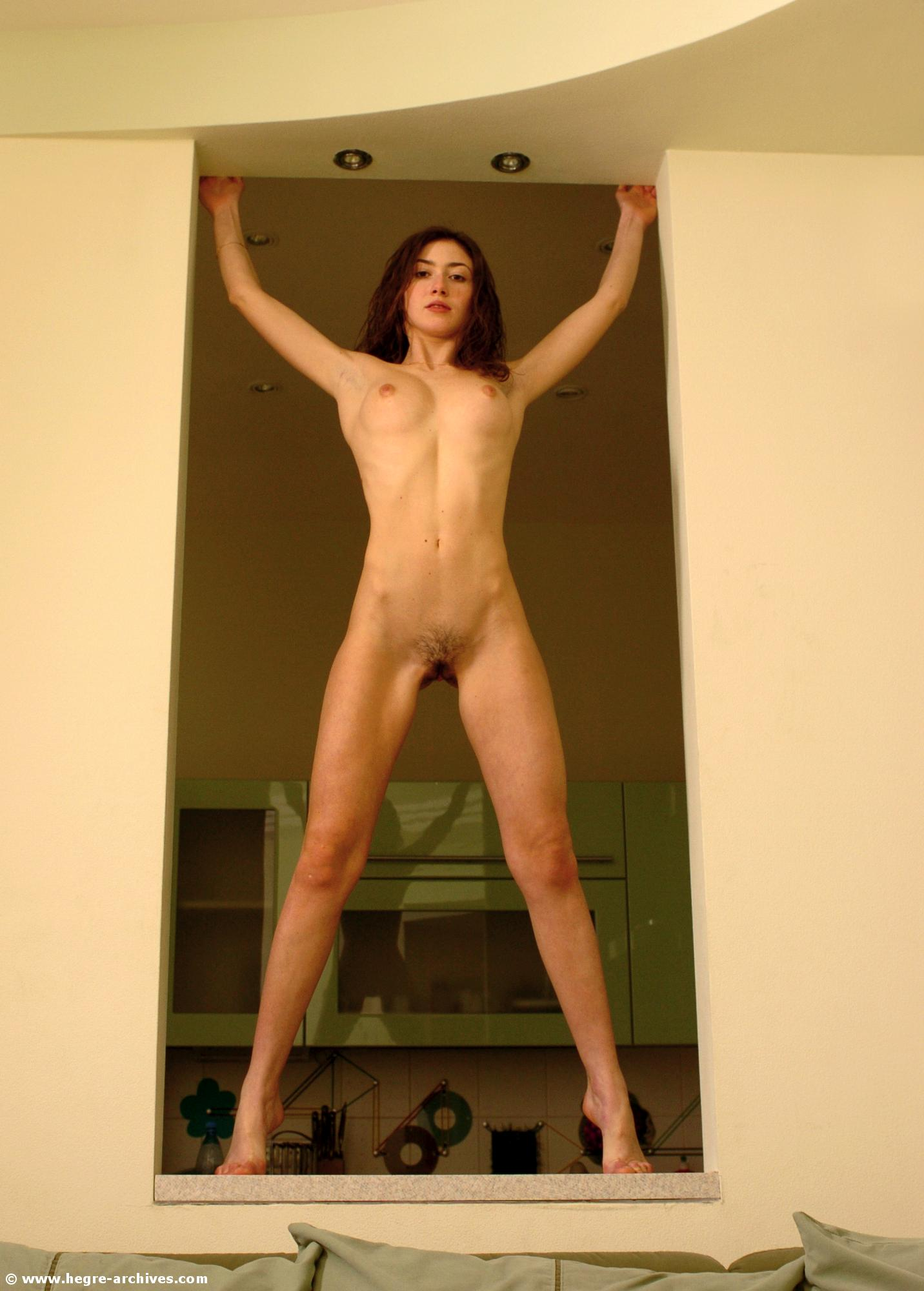 Sexy Tall Nude Women