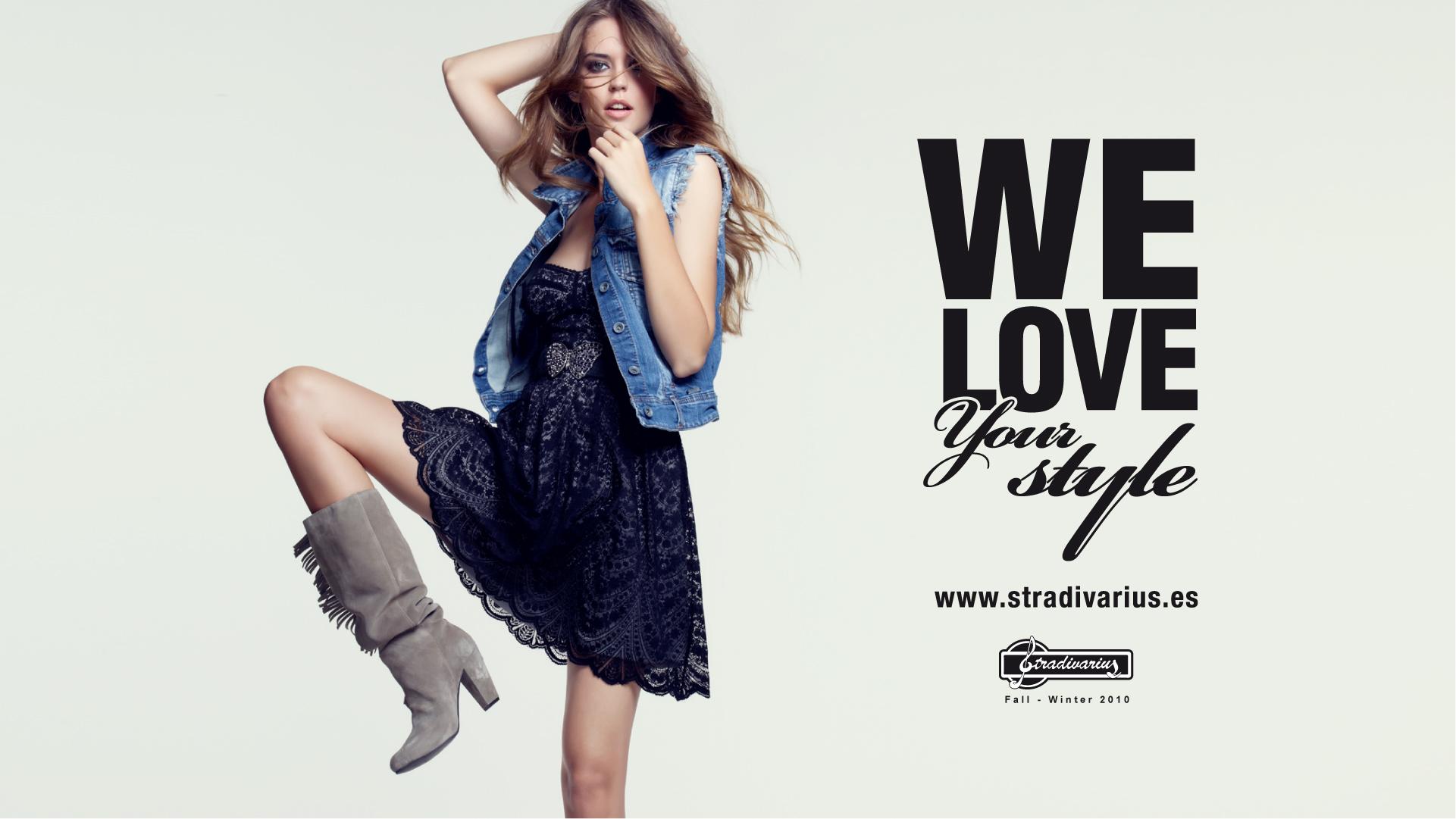 Реклама Женской Одежды