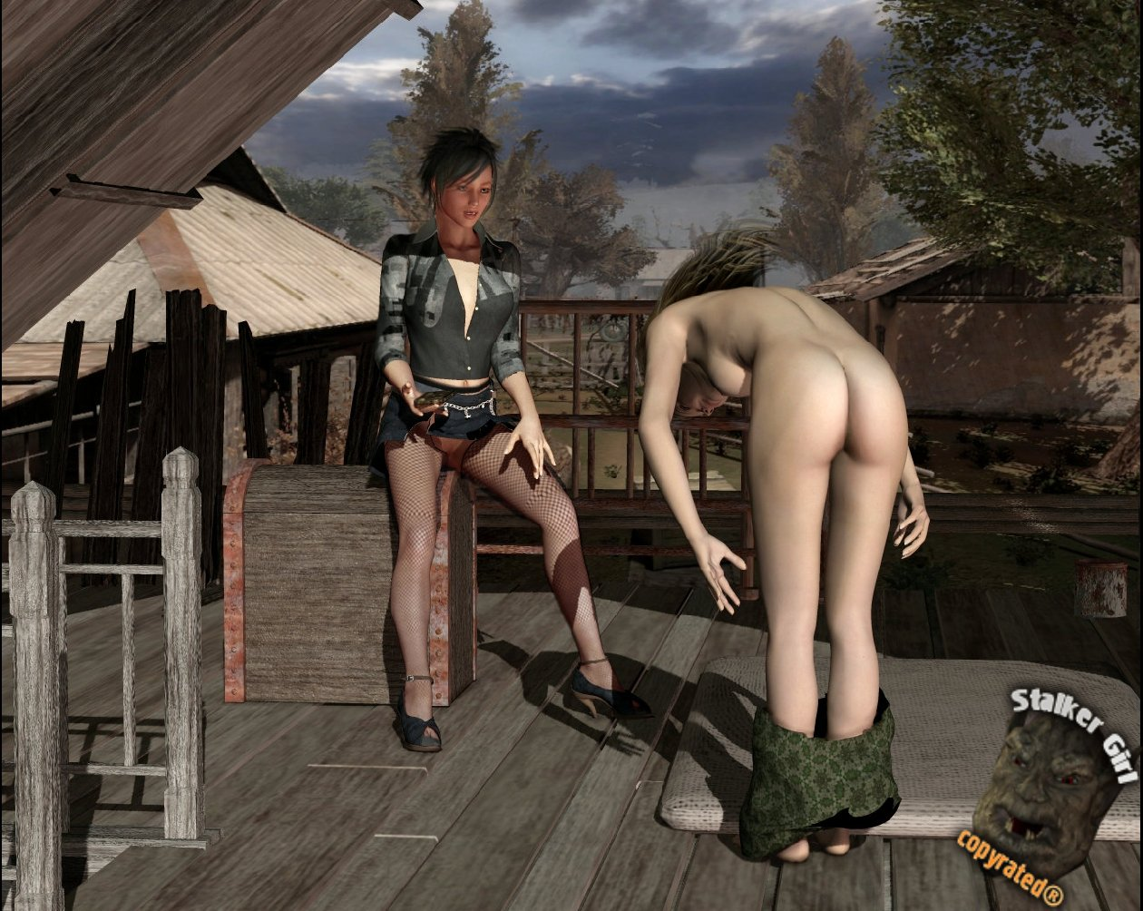 Смотреть порно про сталкера, Stalker голые девки, члены, голые девки с членами 10 фотография