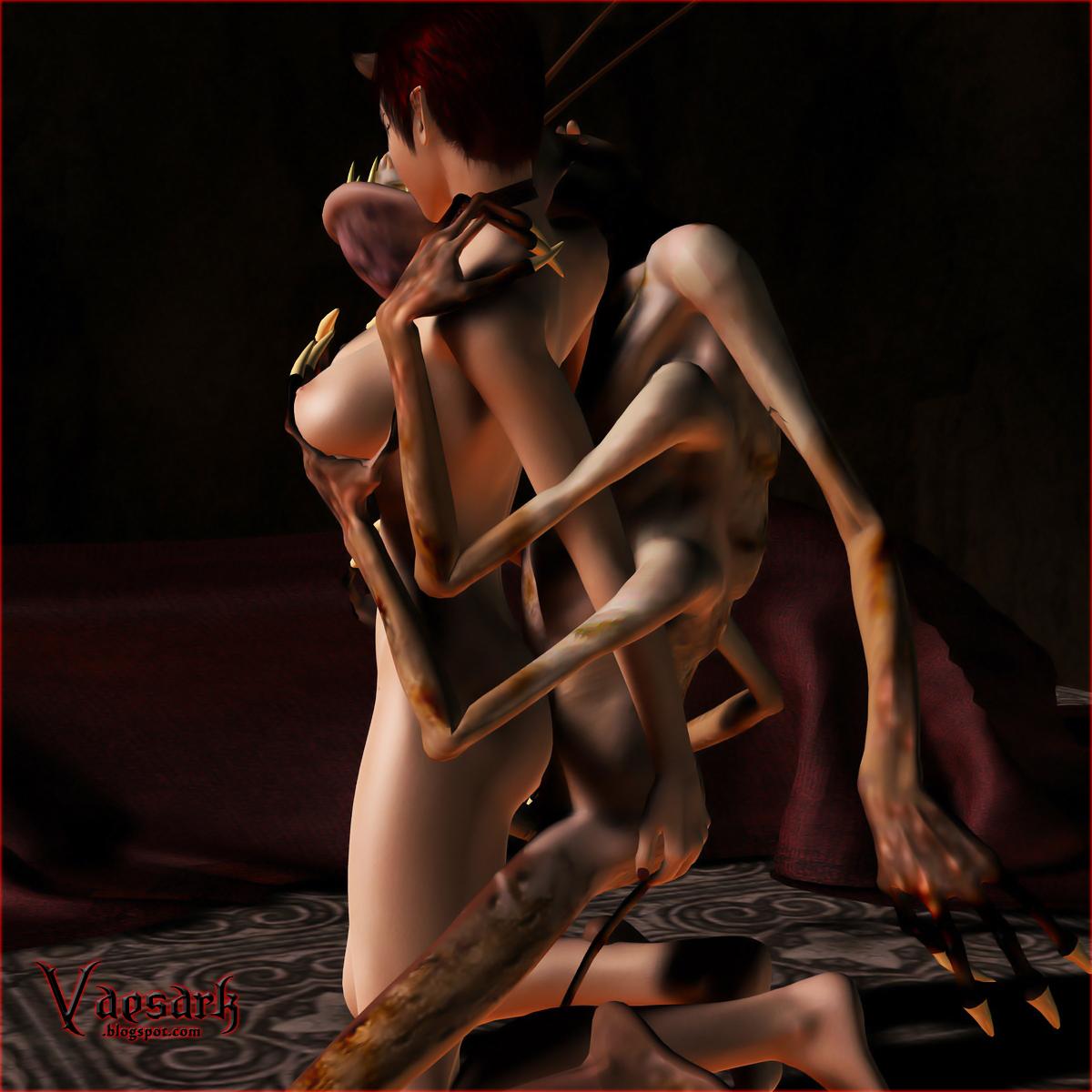 3d porno succubus aliens monsters elfs erotic scenes