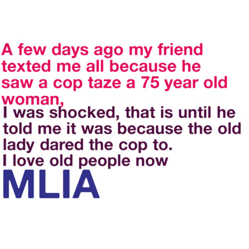 mlia quote clipped by jenny