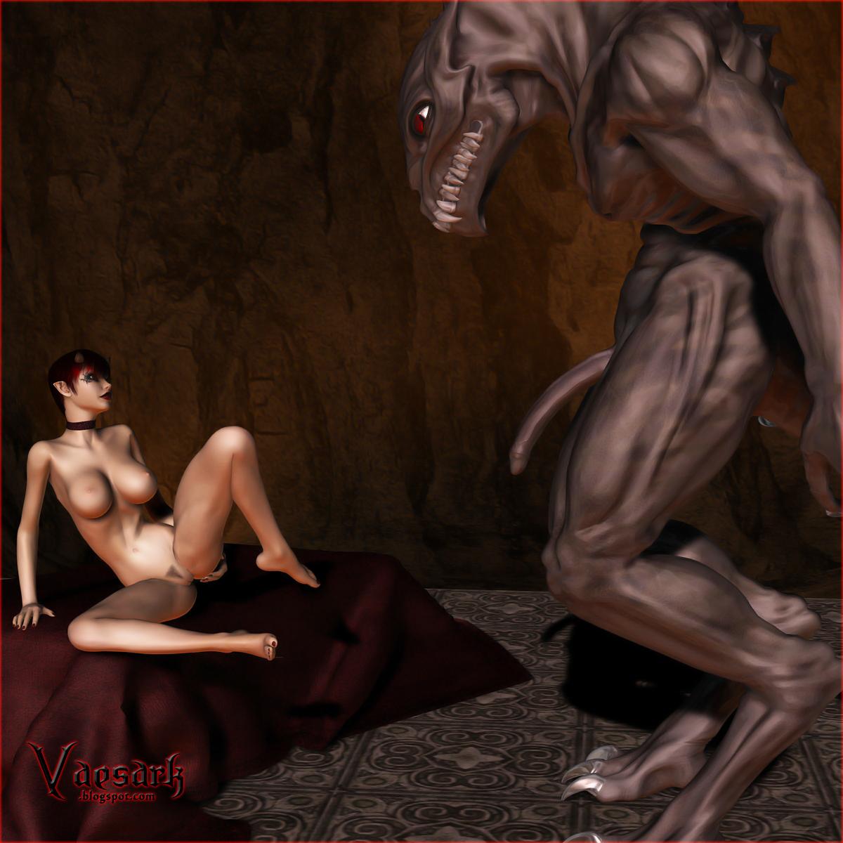 Creature fucks women nackt tubes