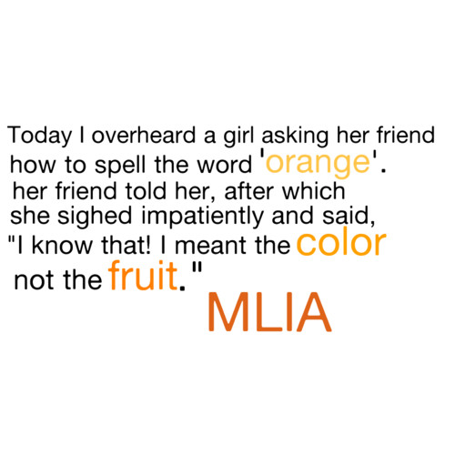 MLIA 1
