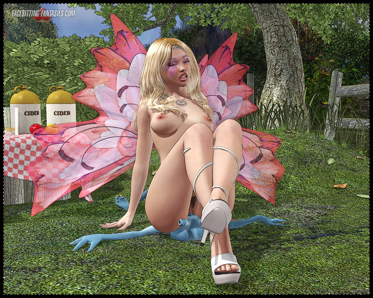 3d fairies in porno xxx comics