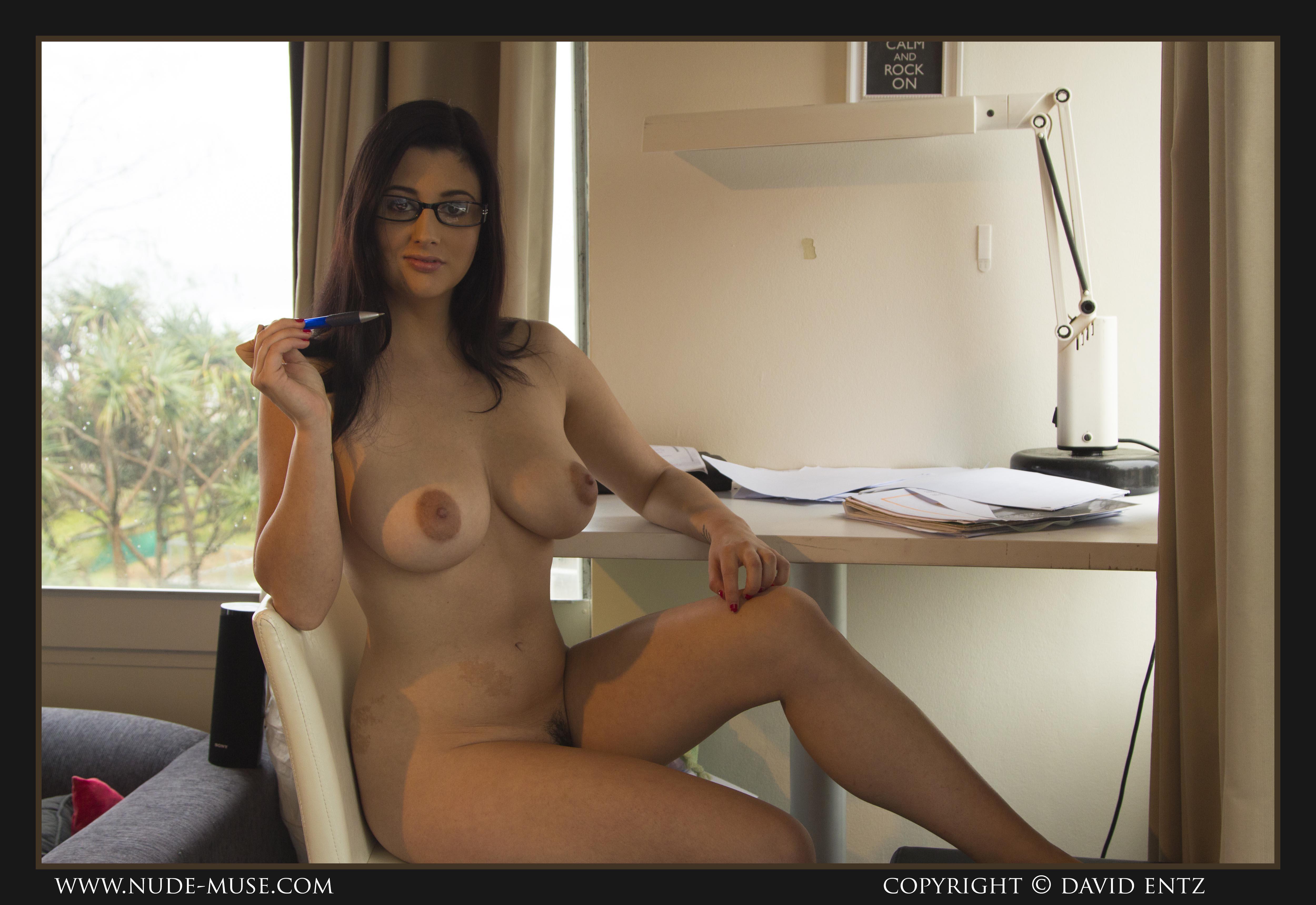 Eden Scarlett Morgan Nude