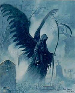 Angel de muerte
