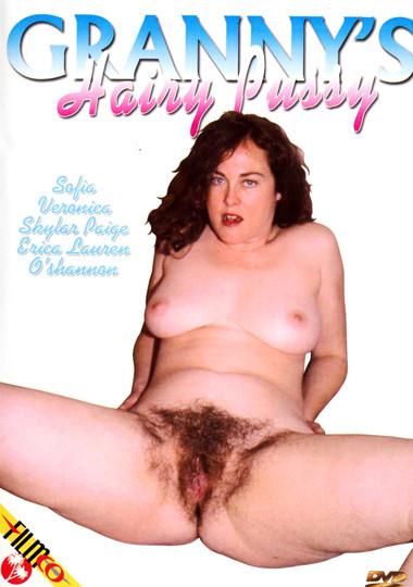 Grannys Hairy Pussy AA