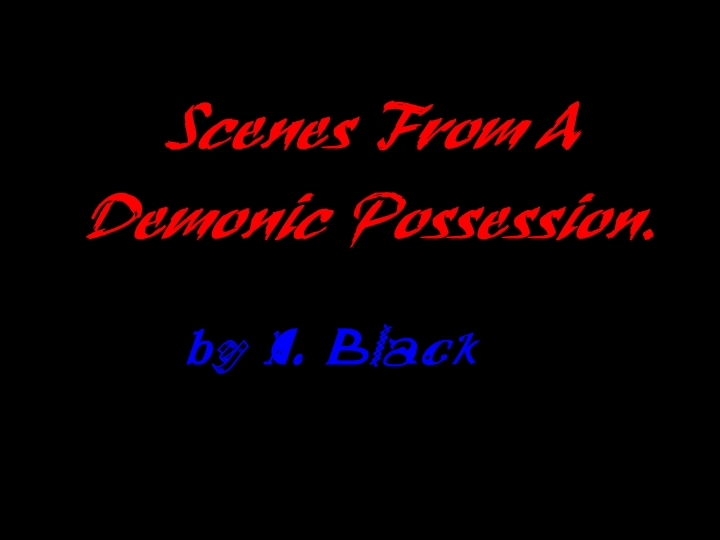 demonic possession 00