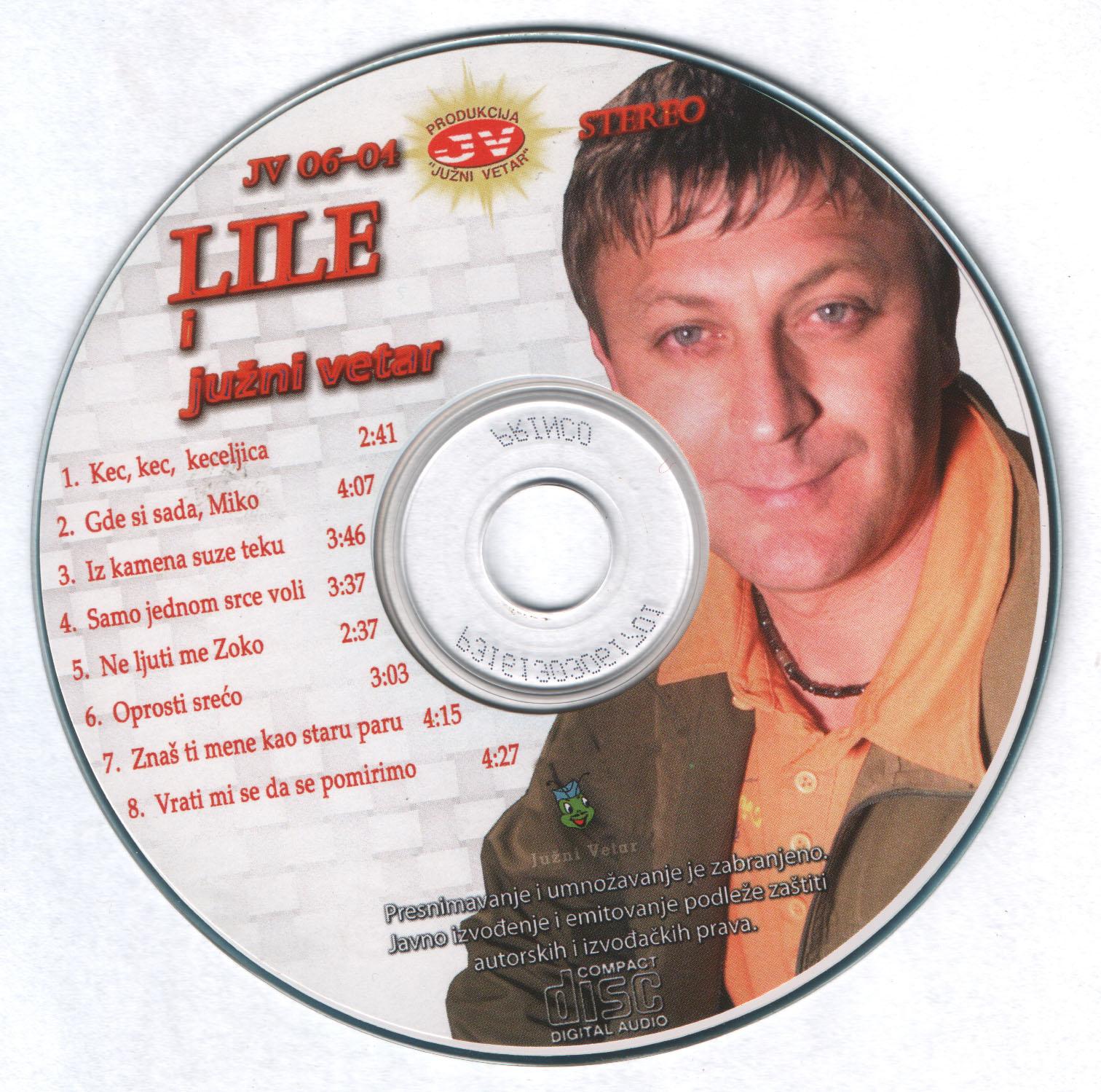 Lile 2006 Cd
