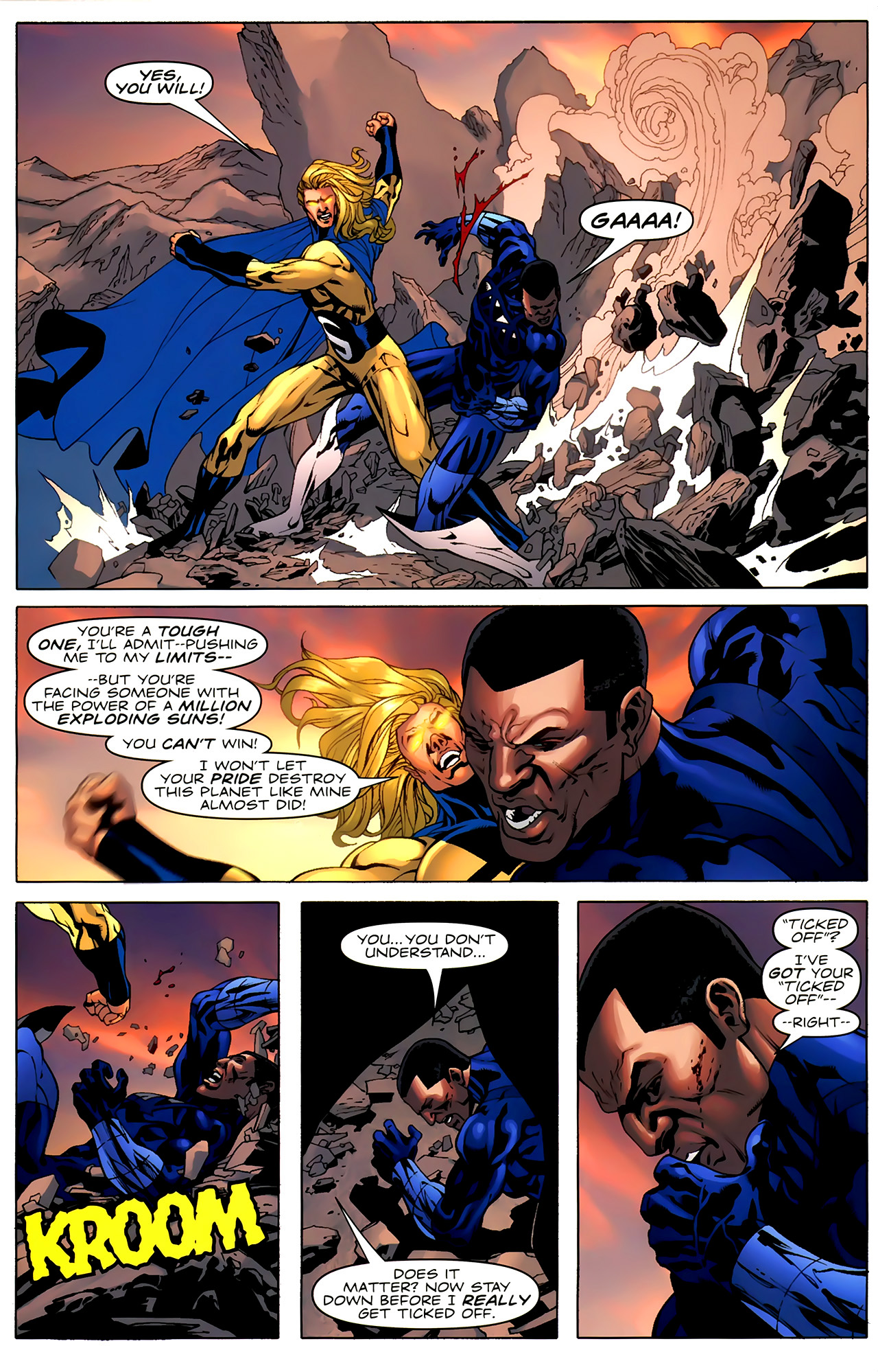 Goku In Marvelverse Page 2 Spacebattles Forums
