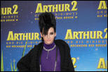 PICS; Bill kaulitz pictures from Arthur and the Minimoys 2!!