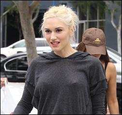 Fashion News Inspired Gwen Stefani Getting Her Nails